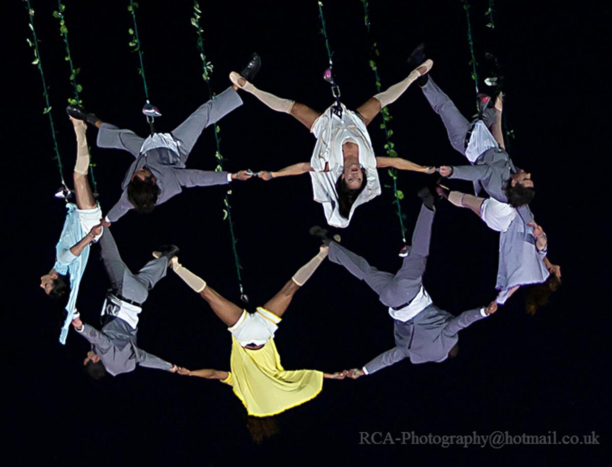 Voala Station - Magic in the Air
